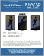 Robbery / Frys Fuel Station 850 E. Hatcher Rd.