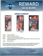 Armed Robbery / Circle K 5849 N. 35th Ave