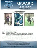Armed Robbery / Circle K 2709 W. Guadalupe Rd