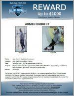 Armed Robbery / Papa Nacho's Market 4231 W. Thomas Rd