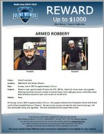 Armed Robbery /Circle K 4601 N. 12th St