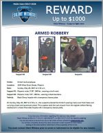 Armed Robbery / Circle K 1834 W. Grant St.