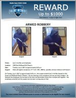 Armed Robbery / Jack in the Box 1302 E. McDowell Rd