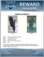 Armed Robbery / Grocery Stores and Pharmacies