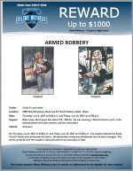 Armed Robbery / Circle K's