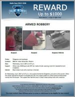Armed Robbery / Walgreens 9045 W. Indian School Rd.