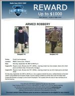 Armed Robbery / Circle K 9040 S. Central Ave