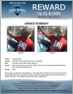 Armed Robbery / Food Truck