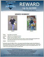 Armed Robbery / Home Depot 16803 N. Tatum Blvd.