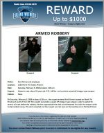 Armed Robbery / Kwik Corner 1101 N. 7th St