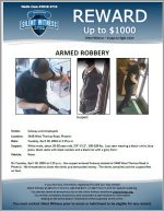 Armed Robbery / Subway 3440 W. Thomas Rd