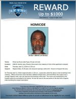 Alfred Lee Brown / 1500 W. Denton Lane, Phoenix (Occurred in the roadway in front of the apartment complex)