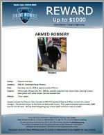 Armed Robbery / Chevron 3501 W. Camelback Rd.