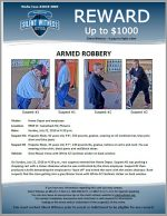 Armed Robbery / Home Depot 9969 W. Camelback Rd