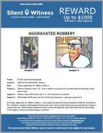 Aggravated Robbery / Circle K / 2524 W. Thunderbird Rd., Phoenix
