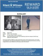 Burglary / Soccer Locker  3839 W. Indian School Road
