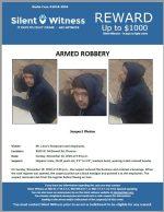 Armed Robbery / 8430 W. McDowell Rd, Phoenix