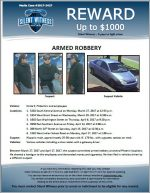 Armed Robbery / Circle K Various Locations