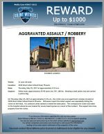 Robbery / Agg Assault 2028 W. Indian School Rd