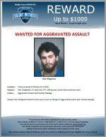 Alex Villagomez / Last known to be in the Phoenix area