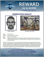 Aggravated Assault / 54 year old male 8930 N. 3rd St