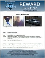 Armed Robbery / Chase Bank 9790 W. Peoria Ave