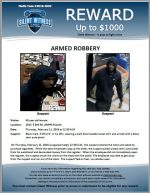Armed Robbery / AMPM 1614 E. Bell Rd