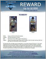 Robbery / Subway 3415 W. Glendale Ave