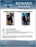 Armed Robbery / Chevron 3501 W. Camelback Rd