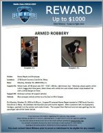Armed Robbery / Home Depot 1740 S. Country Club Dr – Mesa