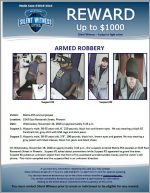 Armed Robbery / MetroPCS 3143 E. Roosevelt St