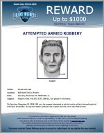 Attempted Armed Robbery / 28 year old male 801 N. 2nd St