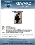 Armed Robbery / Burlington Coats 7611 W. Thomas Rd