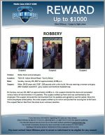 Robbery / Dollar Store 7421 W. Indian School Rd