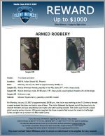 Armed Robbery / 7-11 646 W. Indian School Rd