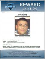 "Jose ""Puma"" Ricky-Palma / 1800 N. 67th Drive, Phoenix"