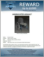 Aggravated Assault / 56 year old male 1440 W. Bell Rd.
