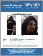 Commercial Burglary / multiple Circle K's