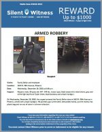 Armed Robbery / Family Dollar 1623 N. 59th Ave