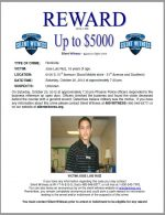 Jose Luis Ruiz / 6100 S. 51st Avenue ( Boost Mobile store – 51st Avenue and Southern)