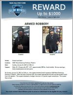 Armed Robbery / Circle K 3449 W. Greenway Rd