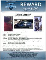 Armed Robbery / Little Caesar's 2434 E. Baseline Rd