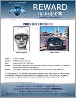 Indecent Exposure / 3900 West Kaler Dr., Phoenix