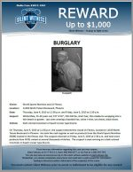 Burglary / World Sports Nutrition 11630 N Tatum Blvd, Phoenix