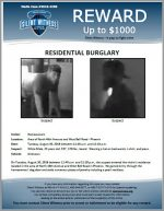 Residential Burglary / North 46th Ave and West Bell Rd., Phoenix