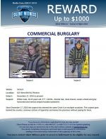 Commercial Burglary / Circle K 625 W. Bell Rd., Phoenix