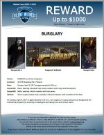 Burglary / SUNRUN Inc. 4219 E. Broadway Rd., Phoenix