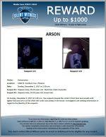 Arson / 1600 W. Southern Ave., Phoenix