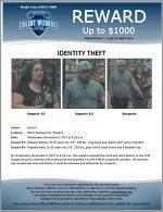 Identity Theft / 699 E. Buckeye Rd., Phoenix