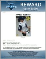 Armed Robbery / 5850 W. Indian School Road, Phoenix
